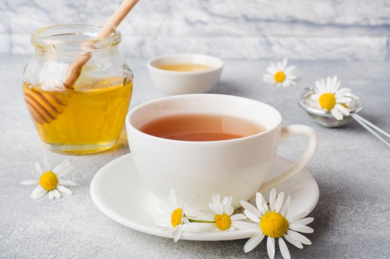 Chamomile Tea from Thinkstock